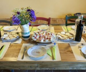 Cucina vegetariana bio