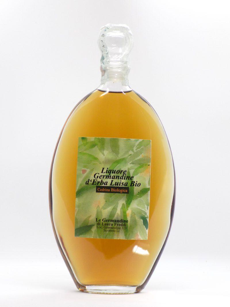 Liquore d'erba Luisa Bio 500 ml